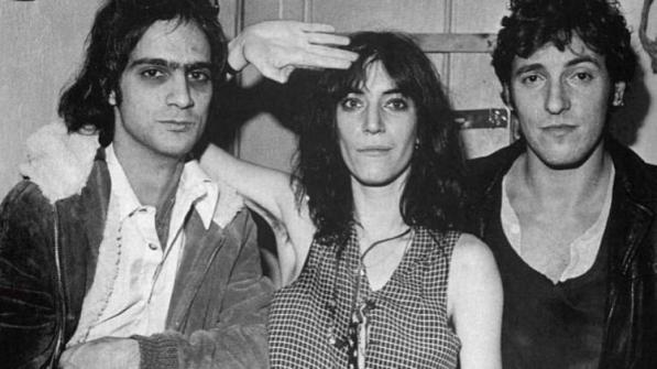 Jimmy Iovine Patti Smith Bruce Springsteen Rock Train rocktrain.com_