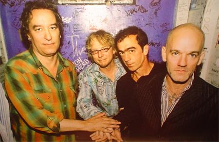 rock band R.E.M. 4
