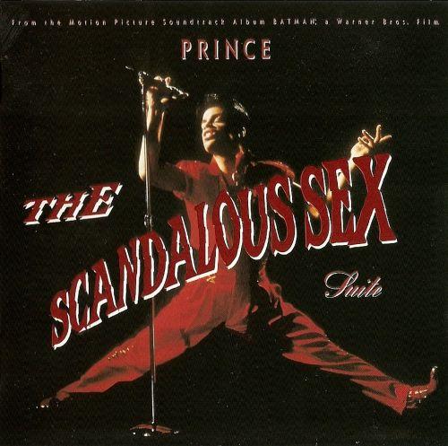1989 - The Scandalous Sex Suite (EP Japanese)