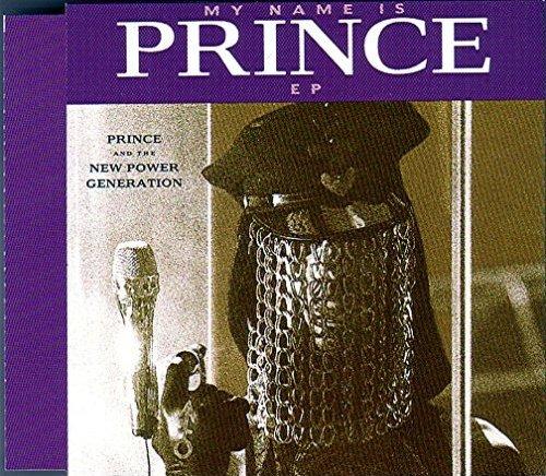 1992 - My Name Is Prince (Japan EP)