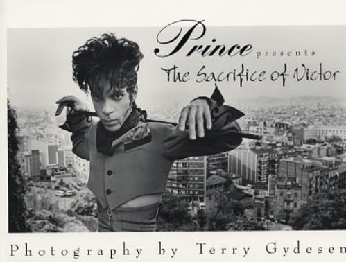 1994 - PRINCE THE SACRIFICE OF VICTOR (Book by Terry Gydesen)