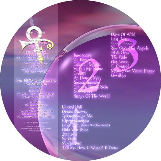 1998 - Crystal Ball 2
