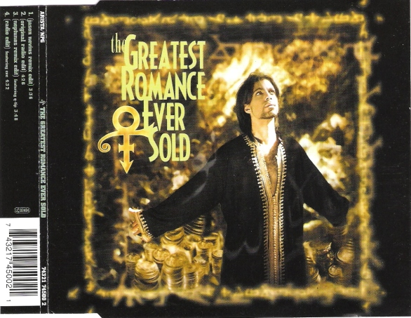 1999 - The Greatest Romance Ever Sold (EP)