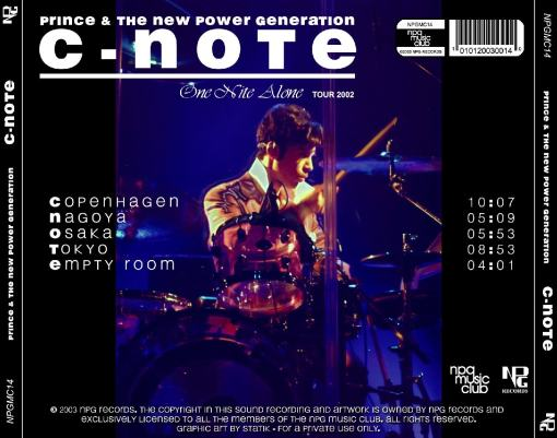 2003 - C-note 2