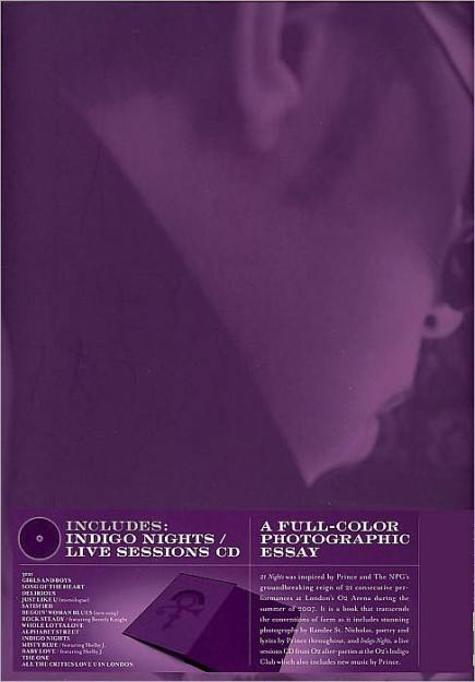 2008 - Indigo Nights - Live Sessions 2