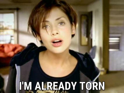Screenshot from Torn (Official Video)