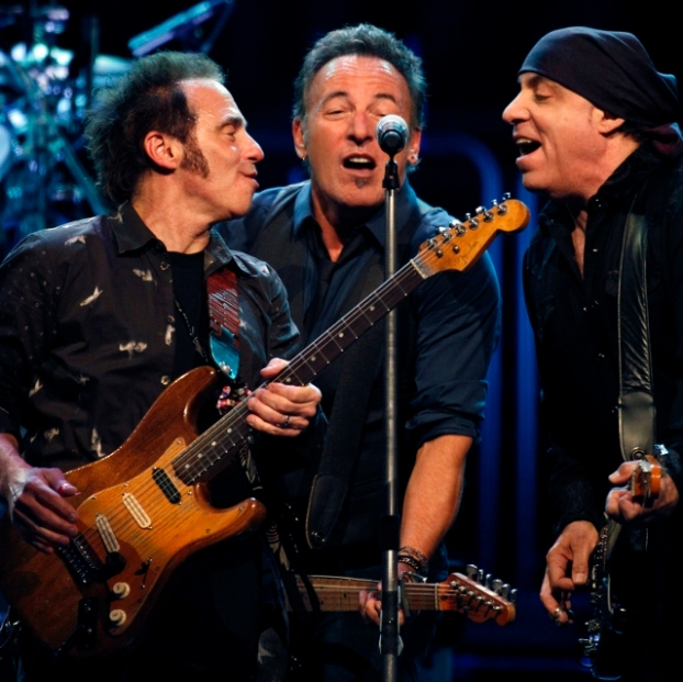Bruce Springsteen, Steven Van Zandt, Nils Lofgren