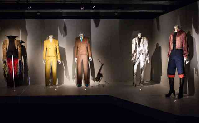 David Bowie Is Exhibition Melbourne 2015