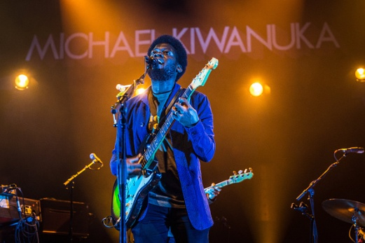 Michael Kiwanuka Performs At The O2 Shepherd's Bush Empire