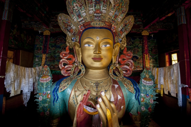 6Thiksey-Maitreya